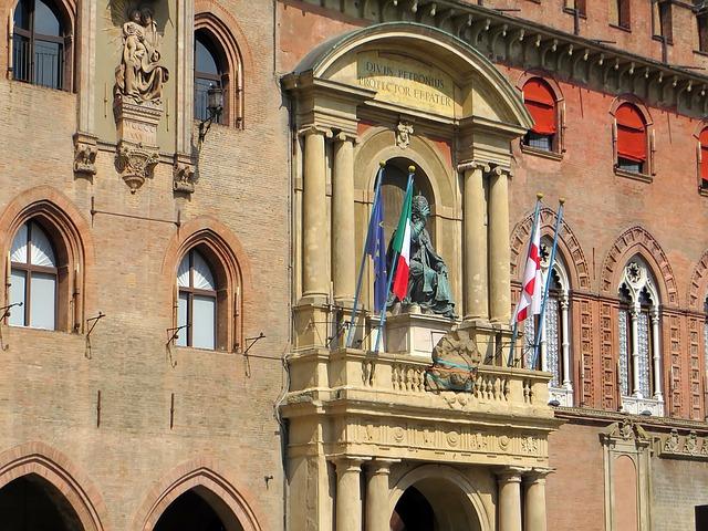 Palacio en Bolonia