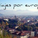 Qué ver en Bérgamo en un día: Vamos del aeropuerto Bérgamo, Italia