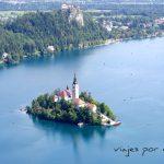 Lago Bled: Mírate y sonríe en el espejo de sus aguas