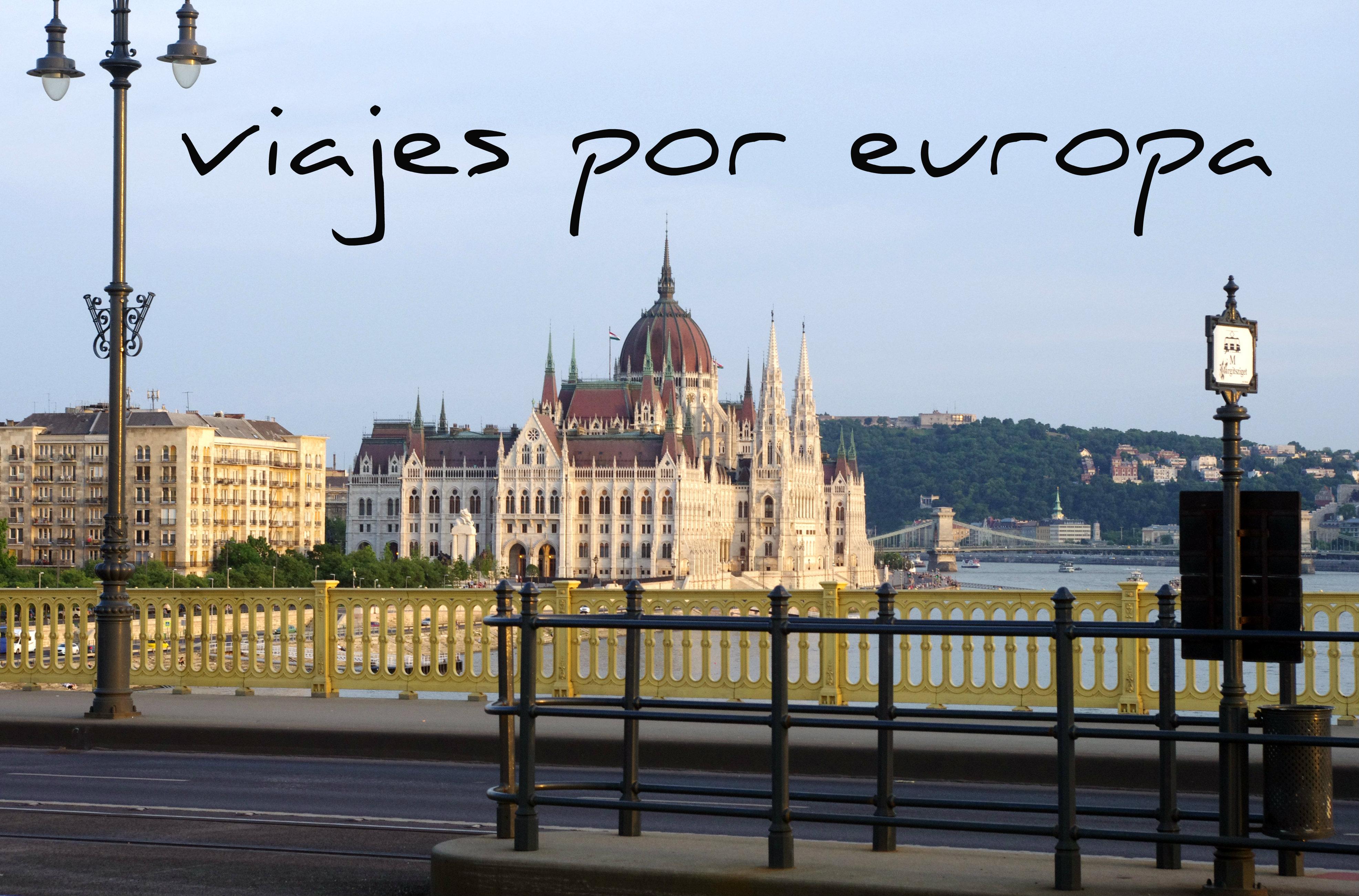 El Parlamento en Budapest
