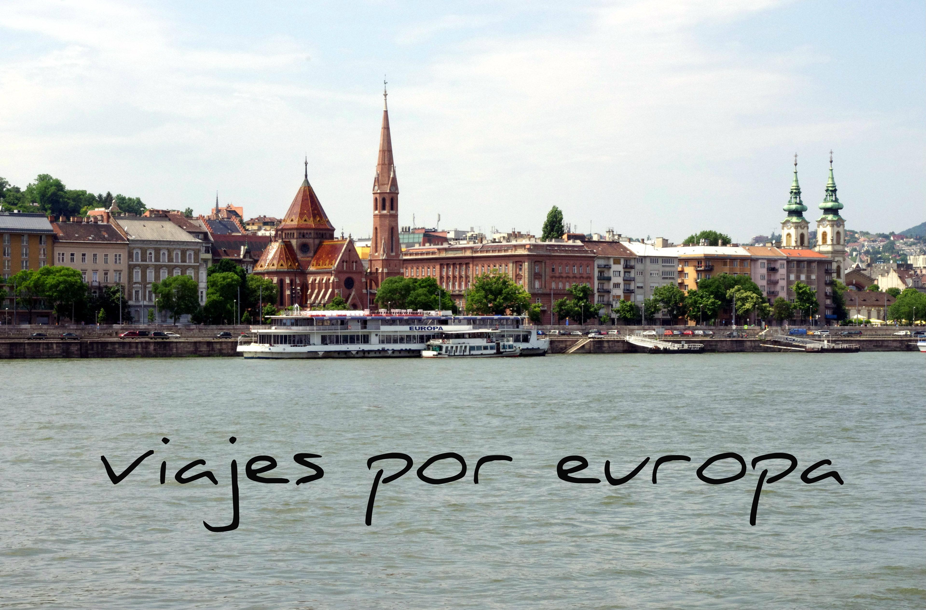 Budapest río