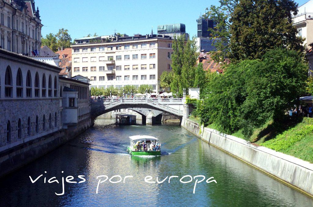 la capital de Eslovenia