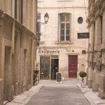 Cerca del mar por las calles de Montpellier