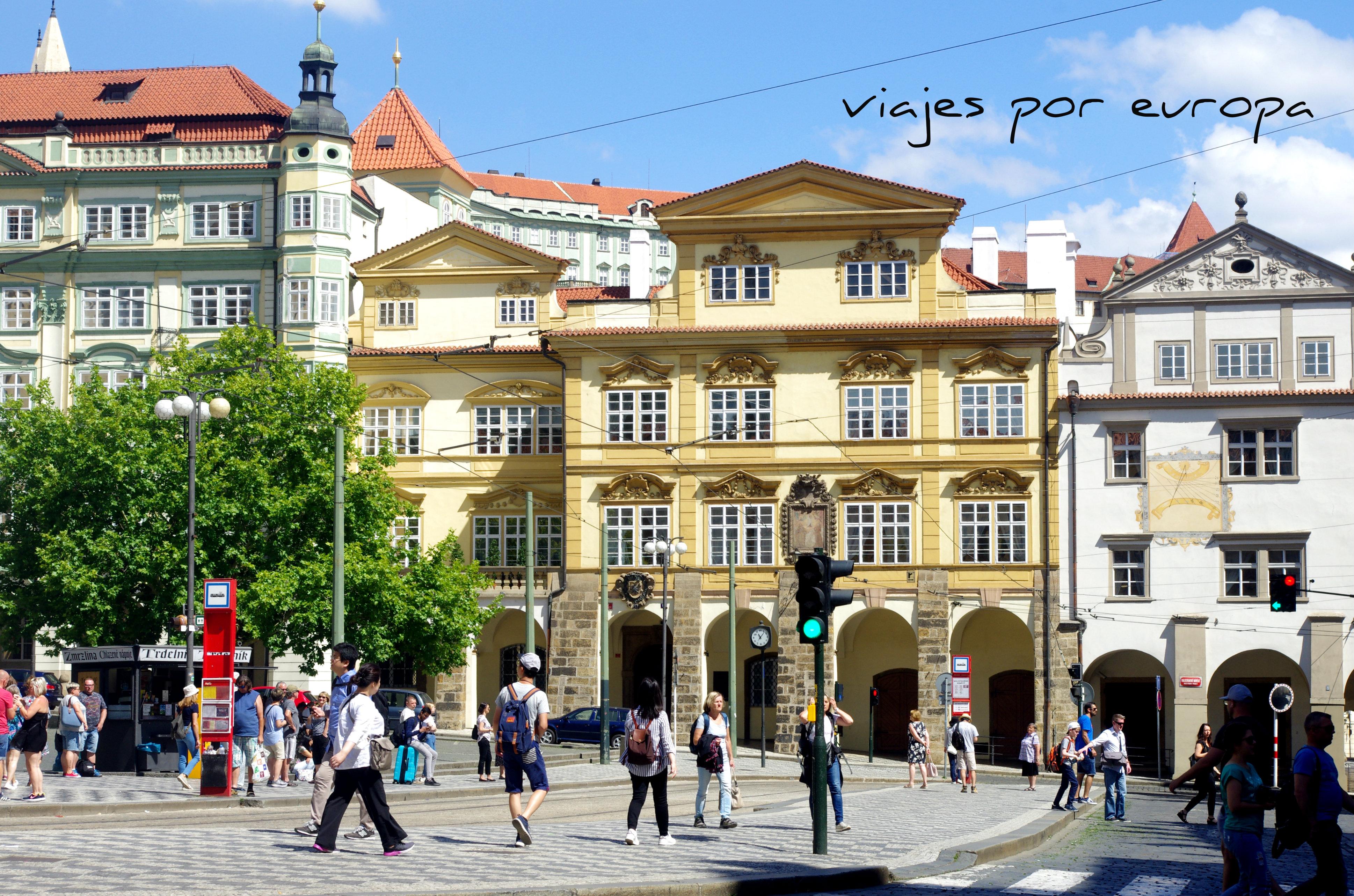 praga plaza