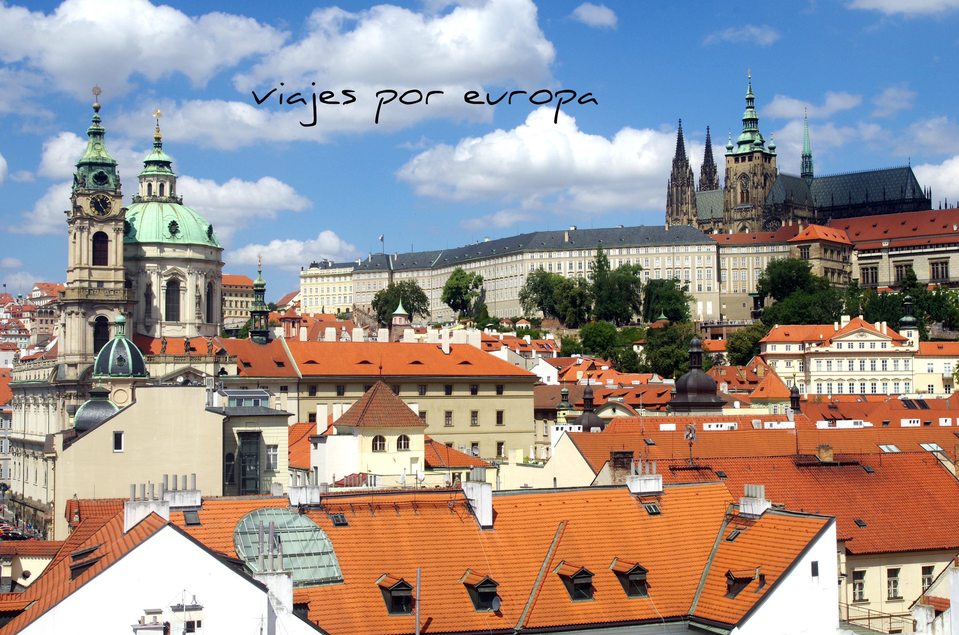 Praga Conoce La Capital Checa Mejor Que Los Demás