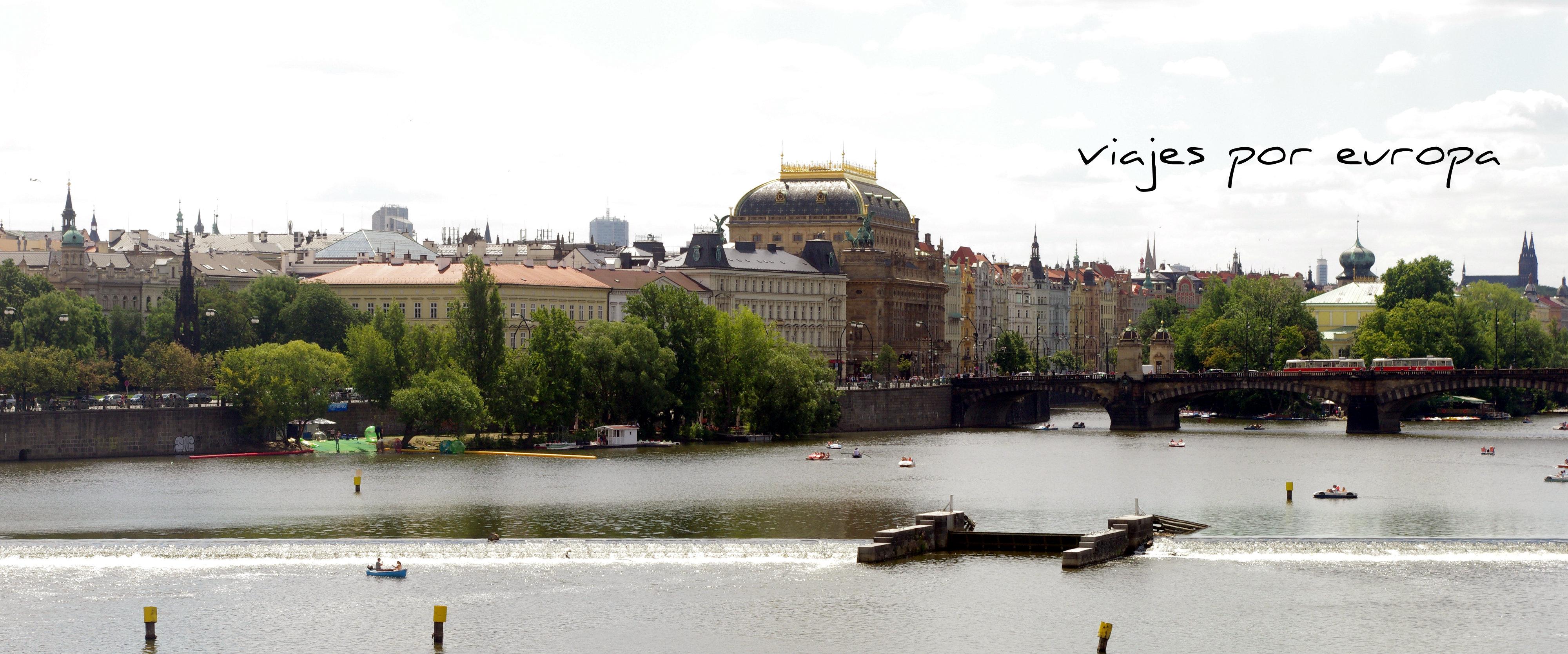 capital de chequia
