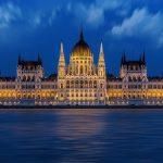 Visita 2 capitales, Budapest y Viena por 50€ (vuelos + bus)